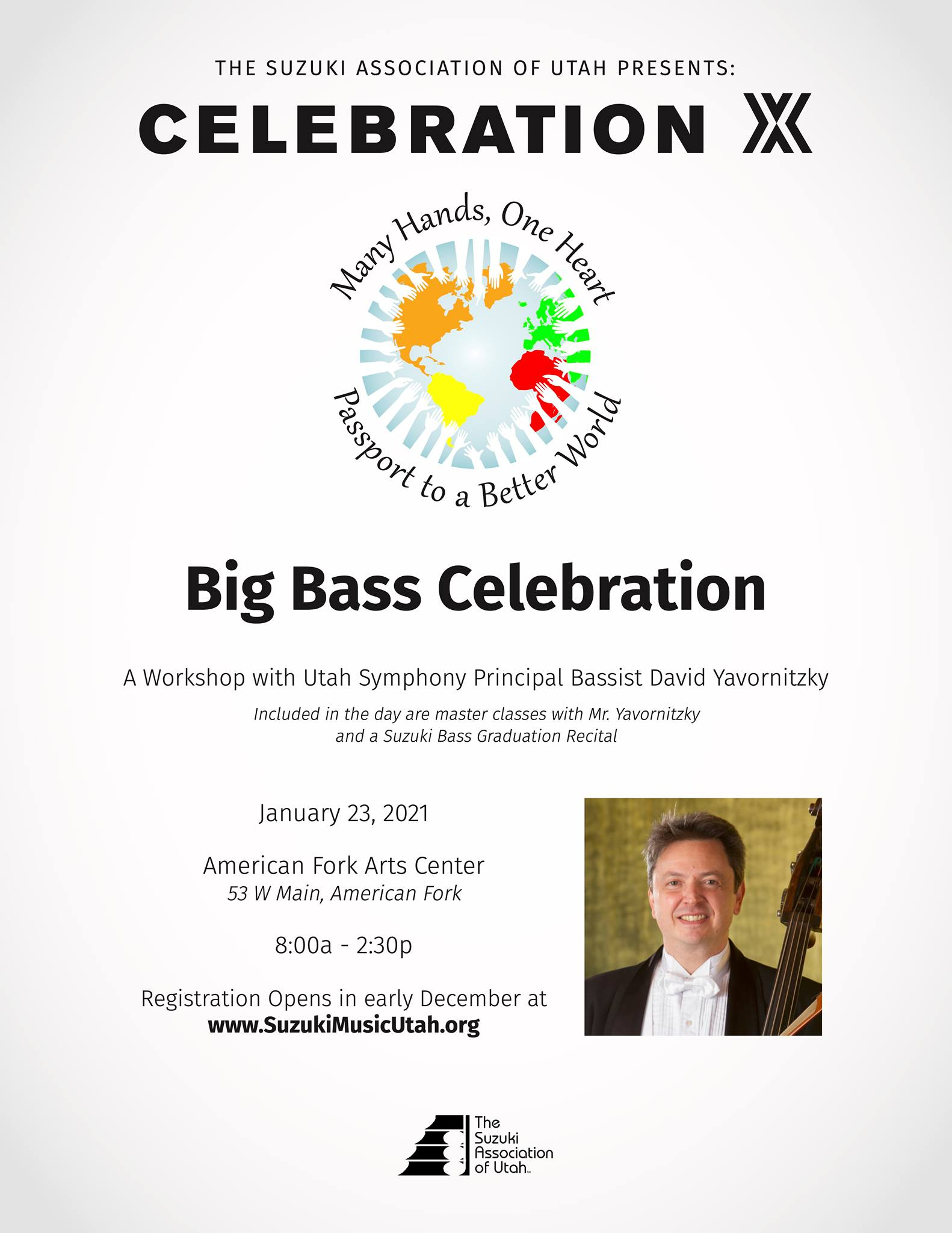 Big Bass Celebration