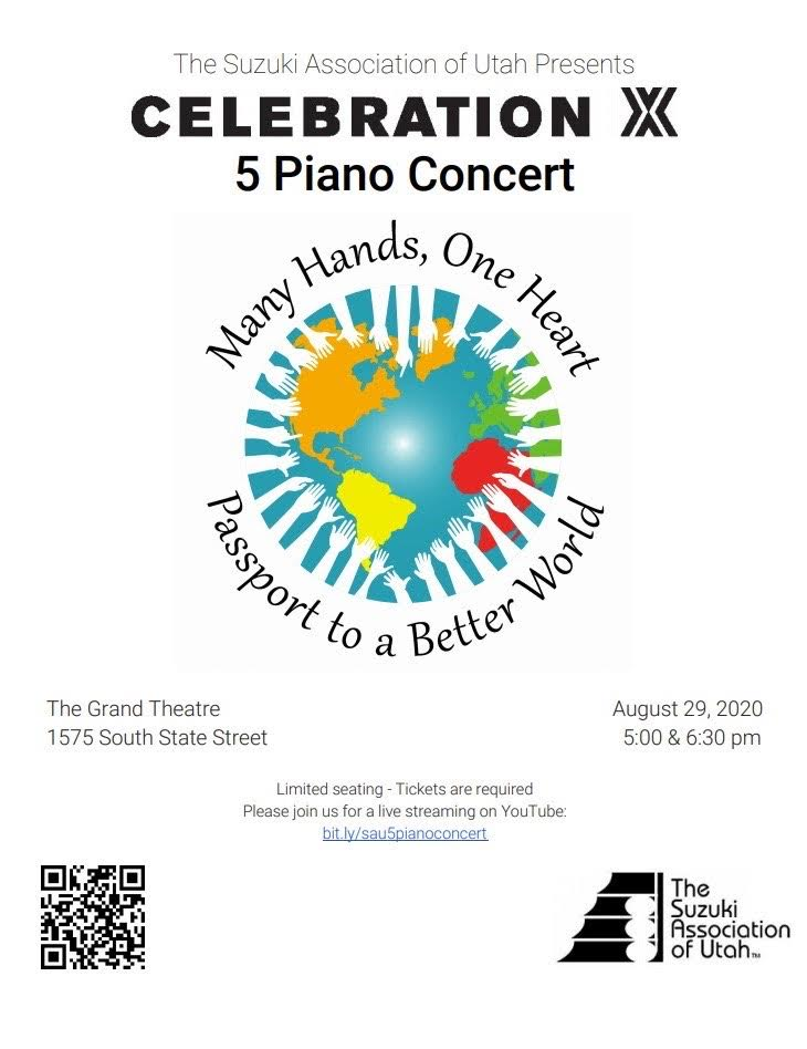 5 Piano Celebration Concert