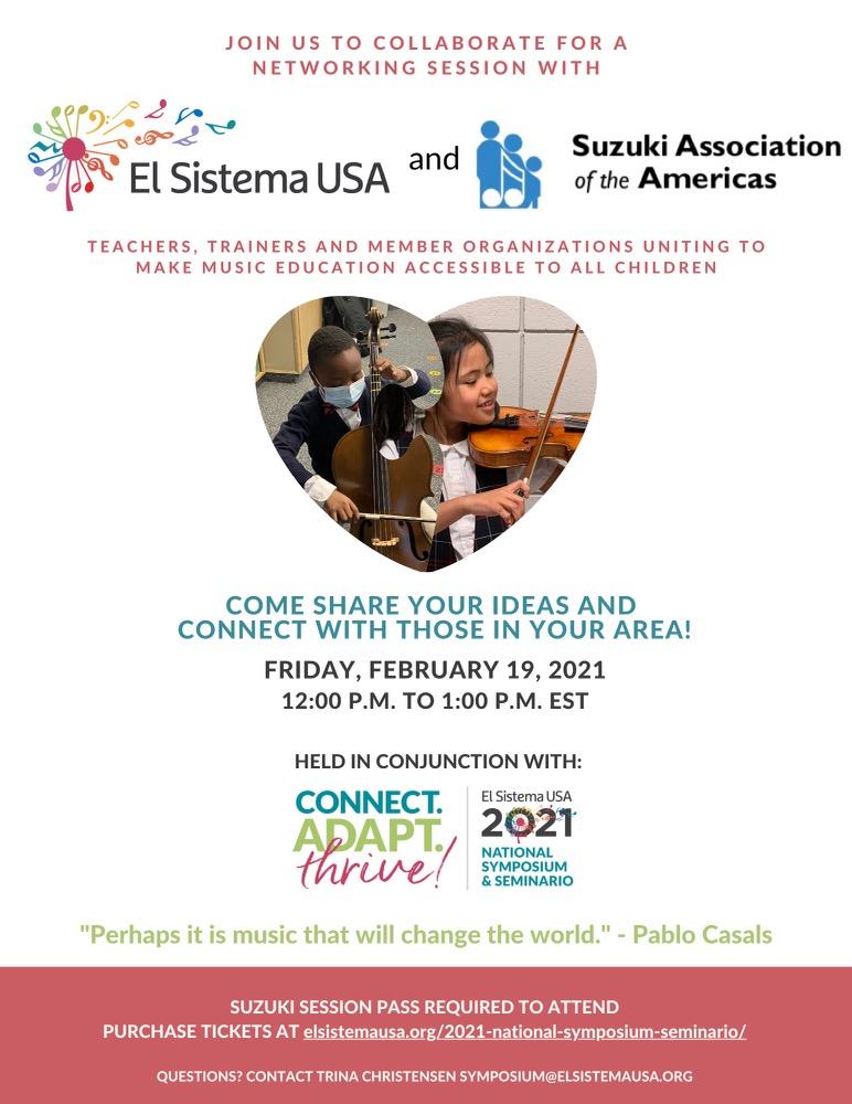 SAA and El Sistema Collaboration