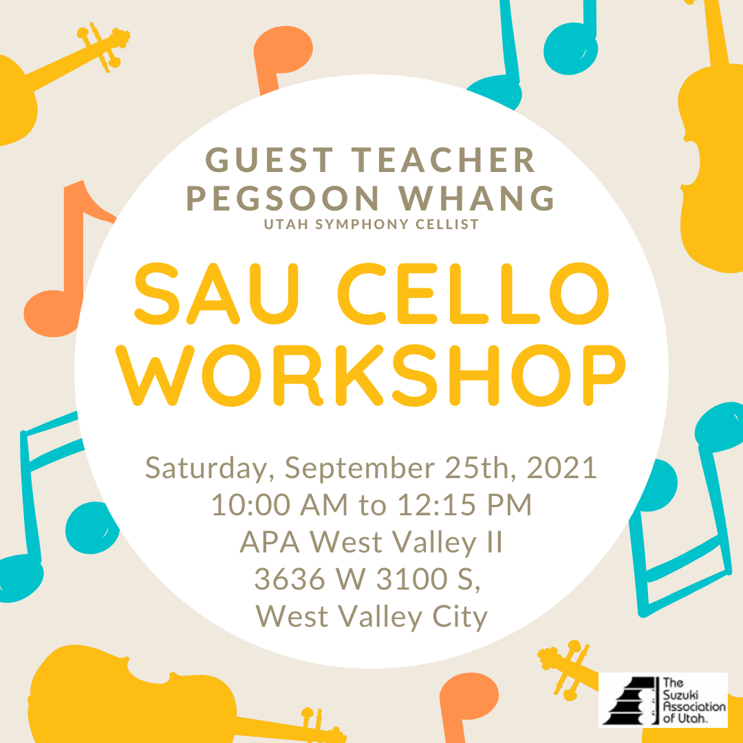 Cello Fall Workshop 2021