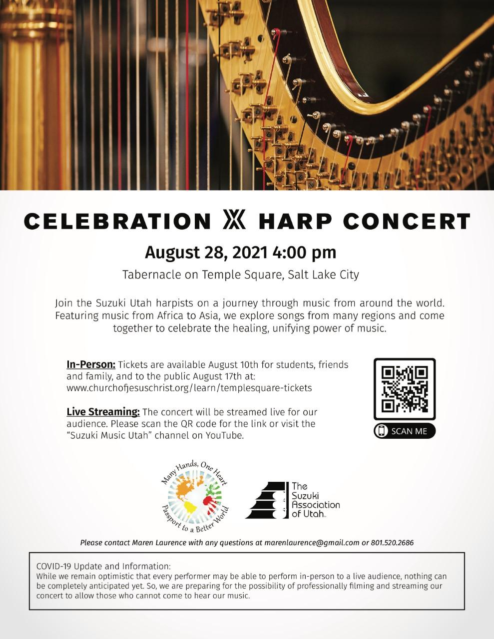 2021 Harp Celebration