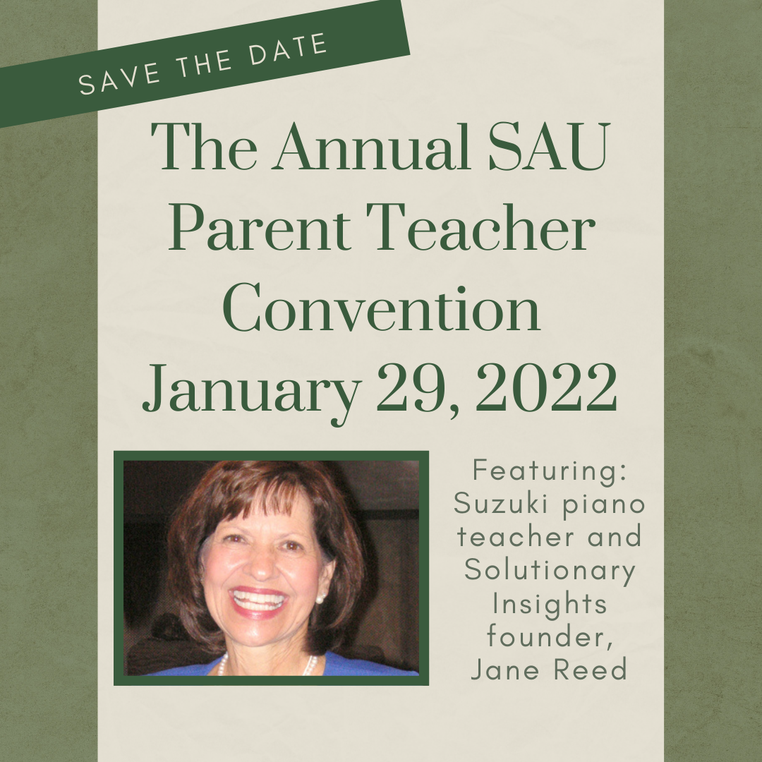 Annual Parent Teacher Convention 2022
